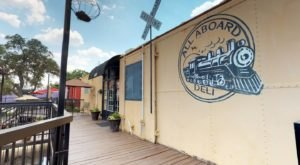 Spend The Night In A Converted Boxcar At All Aboard Suite In Texas