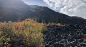 Changing Leaves And Wildlife Await You On These 5 Scenic Fall Hikes In Montana