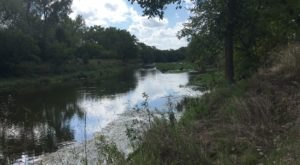 The 1.4-Mile Rivers Edge Trail Is A Beautiful And Easy Trail To Take In Nebraska