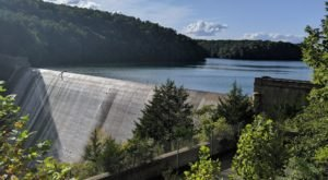 Enjoy The Best Dam Hike In Maryland Near Liberty Reservoir
