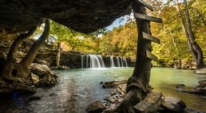 Arkansas' Falling Water Creek Is Home To More Than Just One Waterfall