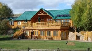Escape To A Working Cattle Ranch In The Beautiful Nevada Backcountry At Cottonwood Ranch