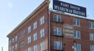 A Day At Arkansas' Fort Smith Museum Of History Is Fun For The Whole Family