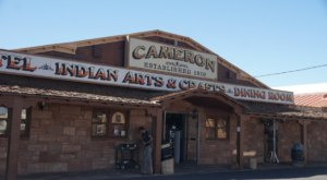 Cameron Trading Post Is One Of The Oldest And Most Historic General Stores In Arizona