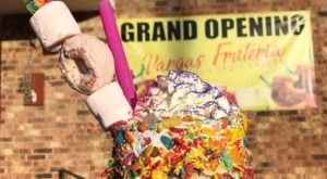 The Freakshakes At Vargas Fruteria Will Delight Any Arkansan With A Sweet Tooth