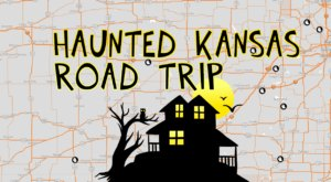 Celebrate The Spooky Season With Kansas' Haunted Road Trip