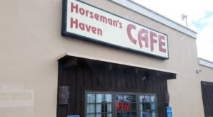 This Little Restaurant, Horseman's Haven Cafe, Is Home To The Best Breakfast Burritos In New Mexico