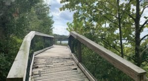 Bayview Trail Is A Boardwalk Hike In Virginia That Leads To Incredibly Scenic Views