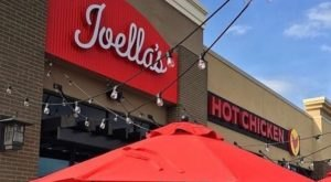 Experience The Flavor When Chowing Down At Joella's Hot Chicken In Georgia