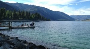 Find Some Of The Clearest Water In Washington At Lake Chelan State Park