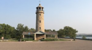 Climb To The Top Of Lake Minatare Lighthouse, A Lesser Known Lighthouse In Nebraska For A Fun Family Outing