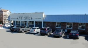 Hunt Through 20,000 Square Feet Of Vintage Treasures At The Rhode Island Antiques Mall