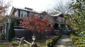 Book An Overnight Stay At Alabama's Mentone Inn For A Fantastic Fall Getaway
