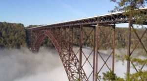 12 Fascinating Facts You May Not Know About The New River Gorge Bridge In West Virginia