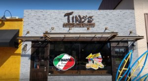 You Can Find Authentic Philly-Style Sandwiches At Tino's Italian Eats & Sweets In Oklahoma