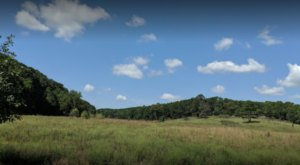 Unwind In Nature At The Peaceful J.T. Nickel Family Nature & Wildlife Preserve In Oklahoma