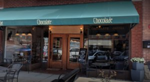 Indulge In A 1-Pound, Double Dipped Chocolate Caramel Apple At Nouveau Chocolates In Oklahoma