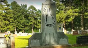 Circus Animals Are Buried At The Showmen's Rest Cemetery In Oklahoma And You Can Visit Them
