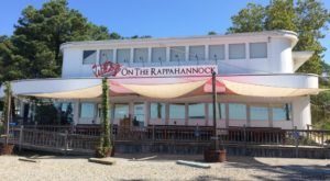 Dine Right On The Rappahannock River At The Charming Willaby's Restaurant In Virginia