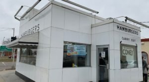 Visit Bates Hamburgers, The Old School Burger Joint Near Detroit That's Been Around Since 1959