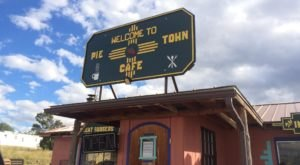 Pie Town Cafe Has The Most Unique Pies In New Mexico