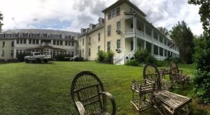 Stay Overnight In The 111-Year-Old Grand Old Lady Hotel, An Allegedly Haunted Spot In North Carolina