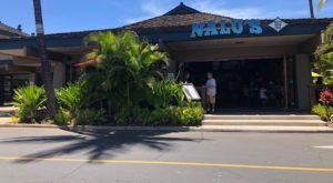 One Of The Best Happy Hours In Hawaii Is Found At Nalu's South Shore Grill