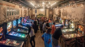 Enjoy Nostalgic Fun At PinBaltimore, A Pinball Festival In Maryland
