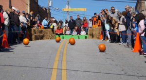 The Quirky North Carolina Town That Transforms Into A Pumpkin Wonderland Every Fall