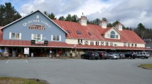 Find Old Fashioned Sweets, Gifts, And More At Vermont's Quechee Gorge Village