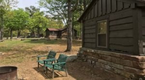 Stay Overnight At Robbers Cave State Park, A Beautiful Camping Village In Oklahoma