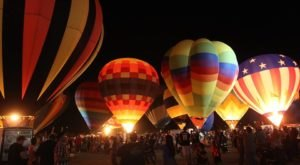 Trick Or Treat Out Of Hot Air Balloons Next Month At Salt River Fields In Arizona