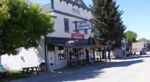 Try The Best Locally Made Candies And Delicious Sandwiches At Wyoming's 133 Year Old Dayton Mercantile