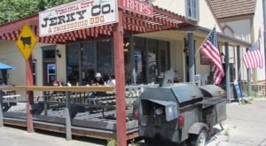 Virginia City Jerky Co. Is A Tiny Food Shack In Nevada With The West's Most Delicious Barbecue