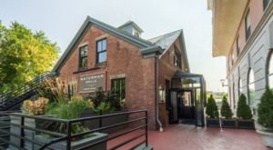 Dine Right On The Seekonk River At The Beautiful Waterman Grille In Rhode Island