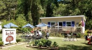 Travel By Ferry To Dine At Lucy Bell's Cafe On Daufuskie Island In South Carolina