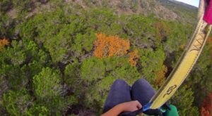 See The Fall Colors Like Never Before At Wimberley Zipline Adventures In Texas