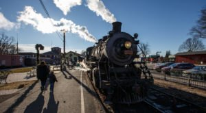 Hop Aboard Essex Steam Train's Santa Special For An Elf-Approved Adventure Through Connecticut