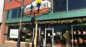 Pay What You Can For A Delicious Meal At The Charming Take Root Cafe In Missouri
