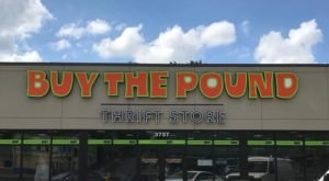 Pay For Your Treasures By The Pound At Buy The Pound Thrift Store In Missouri