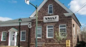 Sip Craft Beer At Vault Brewing Company In Pennsylvania, Which Sits In A Former Bank