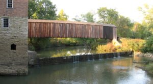 Here Are 4 Of The Most Beautiful Missouri Covered Bridges To Explore This Fall