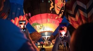 Make Plans To Attend Mississippi's Natchez Balloon Festival, A One-Of-A-Kind Event
