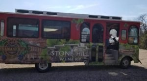Road Trip To 7 Different Vineyards On The Missouri Wine Trolley