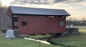 Hop In The Car And Visit 6 Covered Bridges Near Pittsburgh In One Day