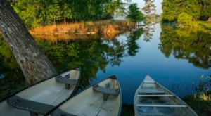 This Fall, Visit Lake Martin For A Picture-Perfect Kayaking Adventure
