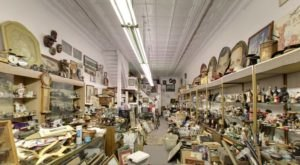 The Largest Antique Store In Pittsburgh Has More Than Four Million Antiques