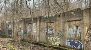 This Pittsburgh Nature Preserve Is Among The Most Haunted Places In The Nation