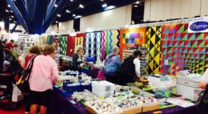 Celebrate The Art Of Quilting At The Pacific International Quilt Festival In Northern California