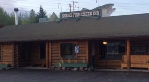 Nora's Fish Creek Inn Has Been Serving Up Delicious Breakfasts In Wyoming Since 1982